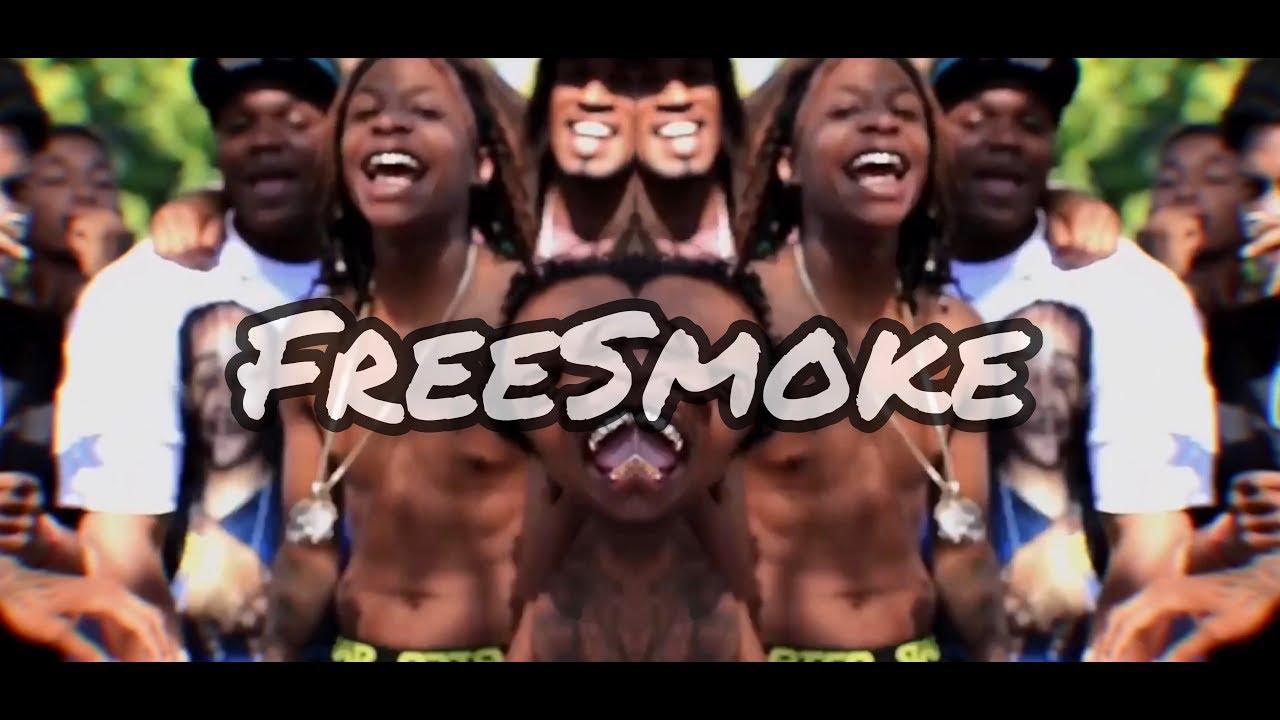 """Download FREE BEAT """"FreeSmoke"""" Lil Yase x Lil Blood Type Beat   KE x Drew Beez Type Beat   HighMe"""