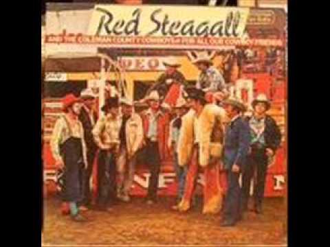 Red steagall- Little Joe the Wrangler.wmv