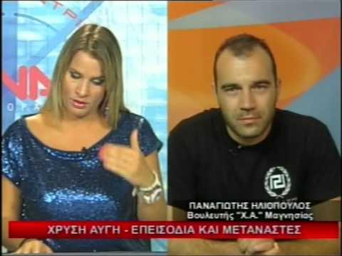 Ο Π. Ηλιόπουλος μιλάει για όλα στο κανάλι ΈΝΑ