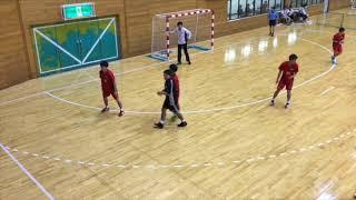 ハンドボール最高!20180818 エルムクラブ vs 函大・有斗クラブ 国体北海道予選 準決勝