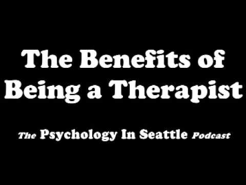 The Benefits of Being a Therapist