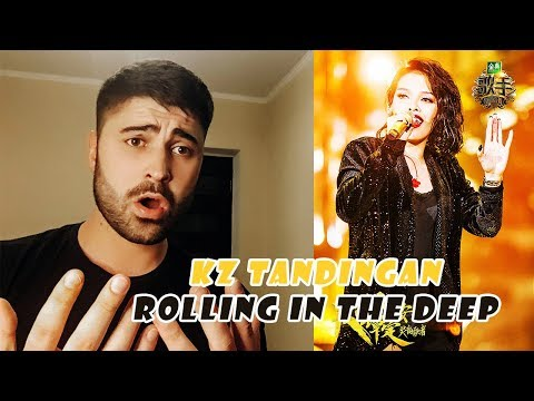 KZ Tandingan - Rolling In The Deep L FIRST TIME REACTION L SHOKED!