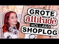 GROTE ATTITUDE HOLLAND SHOPLOG !! (Try-On)