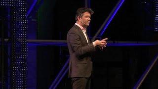Travis Kalanick, Uber, speaking at Startup Fest Europe [24.05.16]