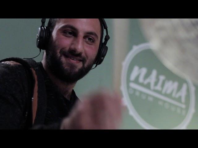 Naima Drumhouse | Big Band Drumming | Flat Foot Shuffle
