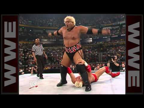 Billy & Chuck vs. Rikishi & Rico - World Tag Team Championship Match: Judgment Day, 2002