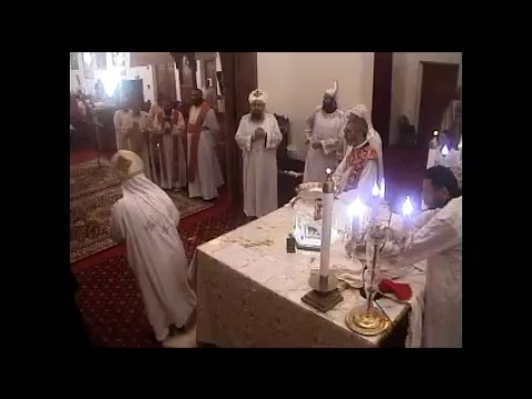 11/15/2017 Divine Liturgy (With H.E. Metropolitan Gabriel) And Rev. Bishoy Abba Moses.