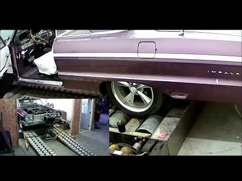 Classic Daily Live Stream DYNO 1964 Impala