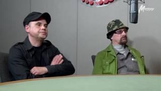 De Press w Radio Merkury