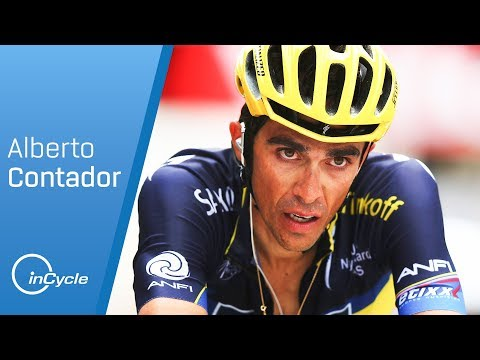 Alberto Contador on His Brain Stroke & the Next Generation