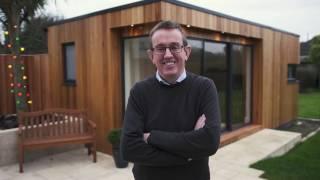 Ireland's Number 1 Home Office Garden Room