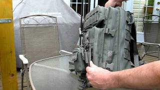 Maxpedition Falcon II Pack w/Triad Admin Pouch Review thumbnail