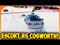 FORD ESCORT RS COSWORTH HORIZON EDITION!!  | FORZA HORIZON 3  #48 | DEWRON