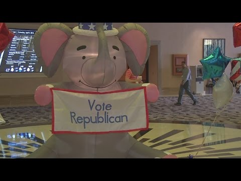 Republicans hold Clark County convention