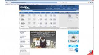 iFOREX education: How do I customize my currency pairs?