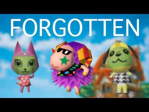 The Forgotten Villagers of Animal Crossing - YouTube