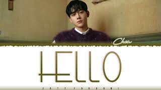 Download Lagu CHEN - 'HELLO' (안녕) Lyrics [Color Coded_Han_Rom_Eng] mp3