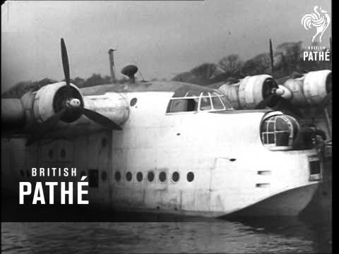 Sunderland Flying Boat (1940-1949)