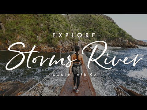 VIDEO POSTCARD ~ STORMS RIVER, SOUTH AFRICA