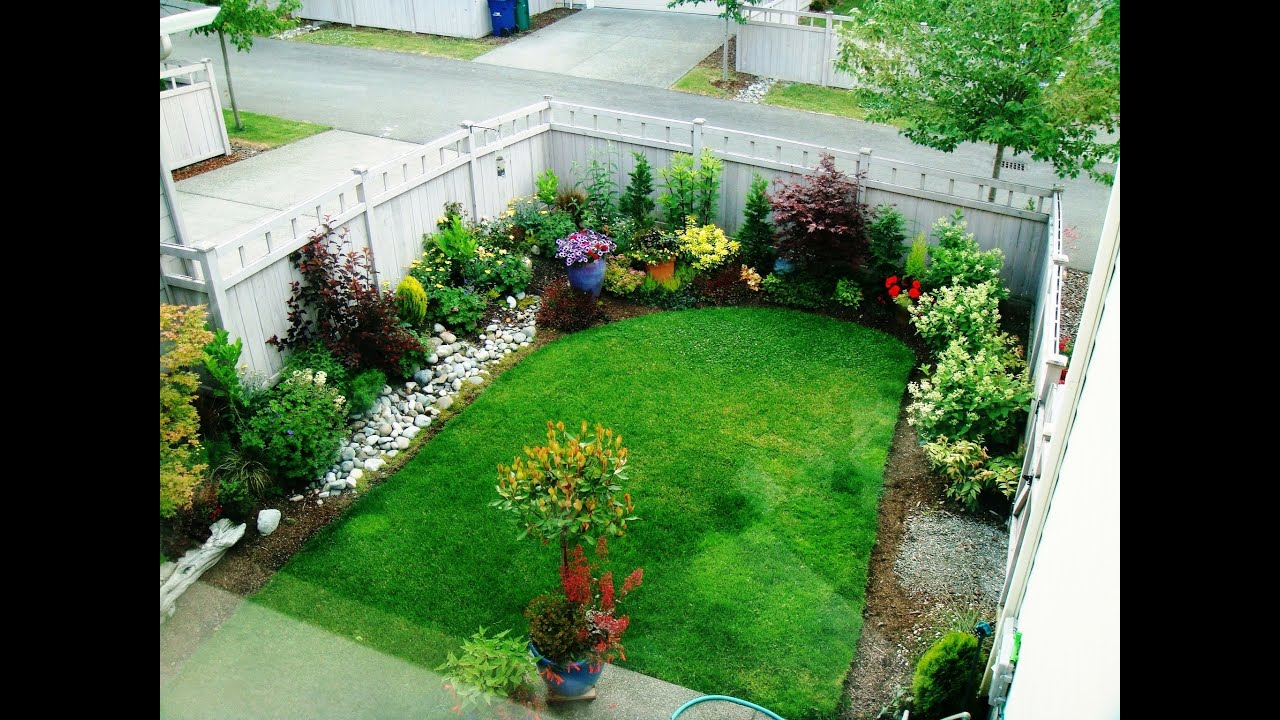 Merveilleux Front Garden Design Ideas I Front Garden Design Ideas For Small Gardens    YouTube