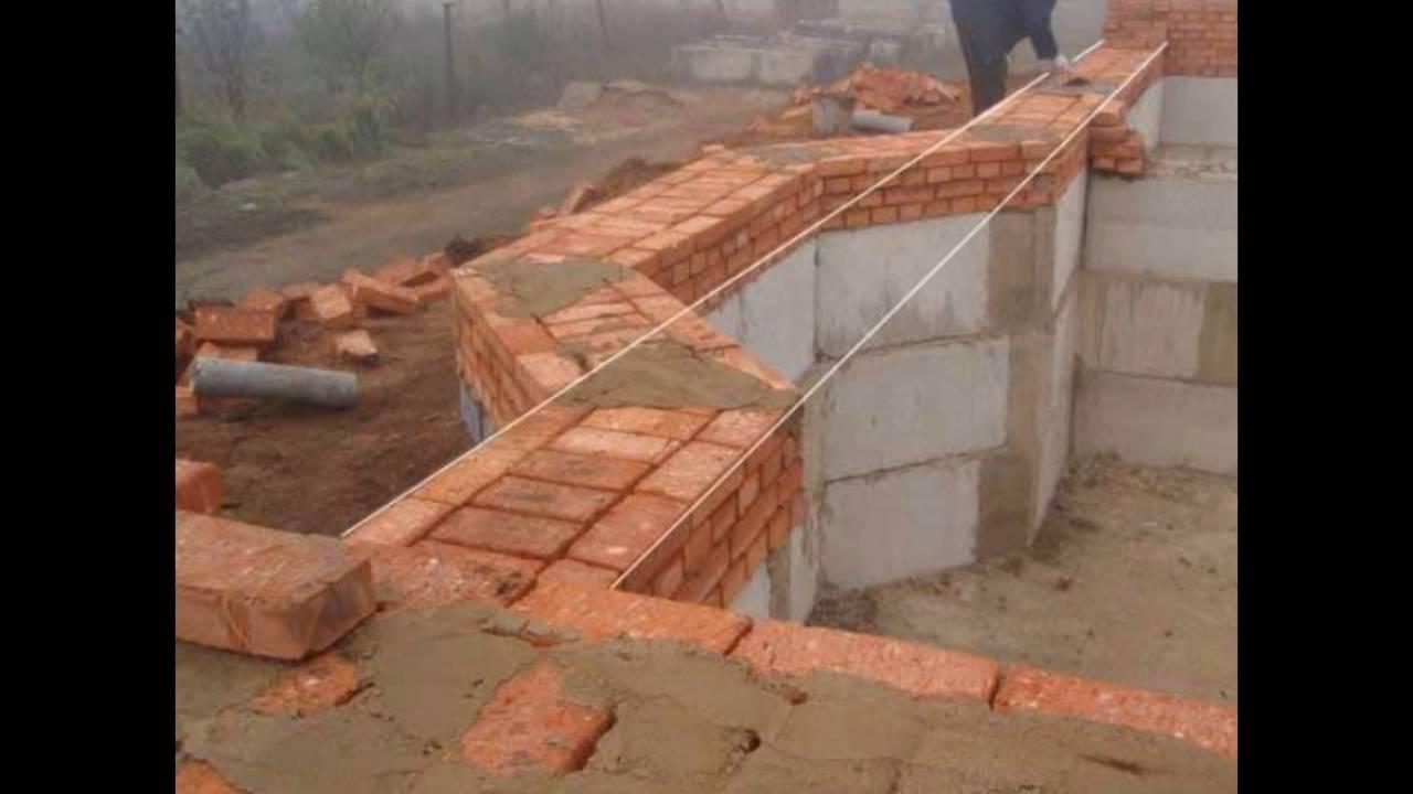 Своими руками построить цокольный этаж фото 685