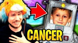 CET ENFANT DE 10 ANS *ULTRA CANCER* M'A RENDU FOU SUR FORTNITE BATTLE ROYALE !!!