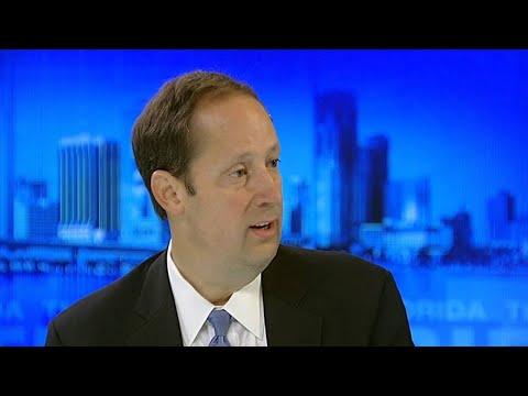 Florida Sen. Joe Negron speaks about state legislature's clean water debate