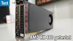 AMD RX 480 - Vorstellung und Test-Fazit des Preis-/Leistungs-Krachers | deutsch / german