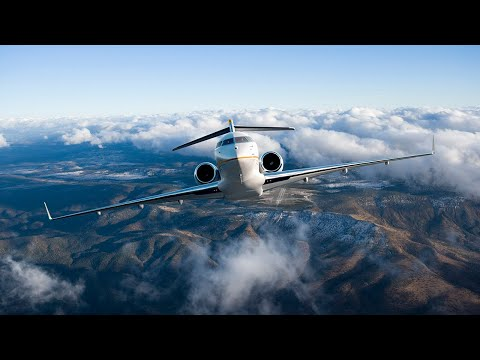 Global aircraft in Aspen - All-weather performers