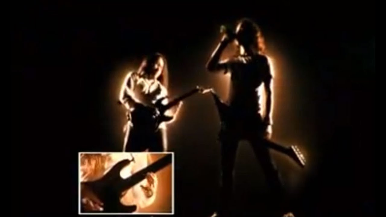 musica dragonforce - through the fire and the flames