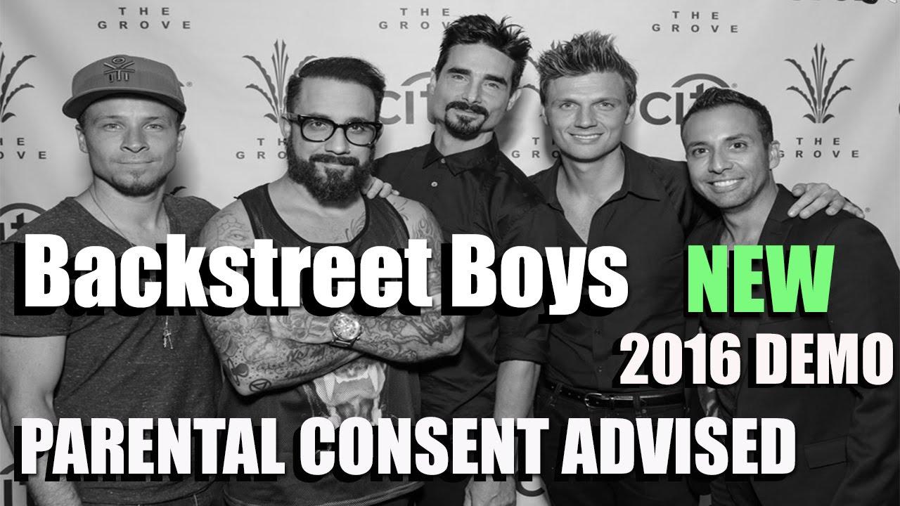 Download Backstreet Boys - Parental Consent Advised [NEW 2016 DEMO TRACK] LYRICS IN DESCRIPTION
