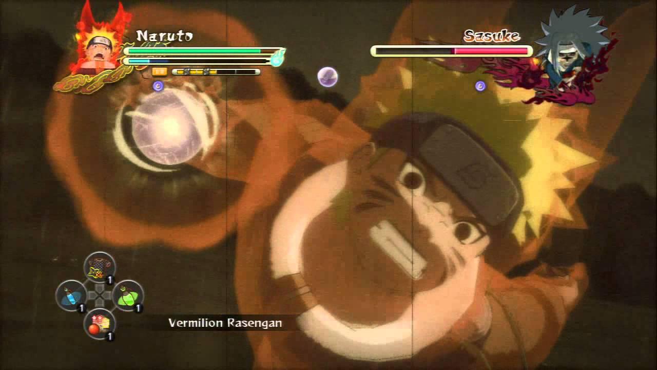Naruto Shippuden: Ultimate Ninja Storm 3 Trophy Guide & Road Map