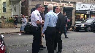 Man Fatally Shot in Bay Ridge, Brooklyn [ New Footage ]