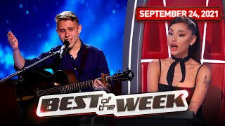 The best performances this week on The Voice | HIGHLIGHTS | 24-09-2021