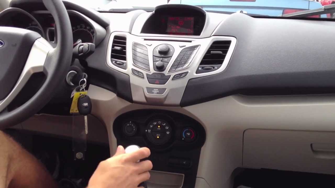 my 2nd time driving a car with manual transmission 2011 ford rh youtube com 2011 ford fiesta automatic transmission review 2011 ford fiesta automatic transmission review