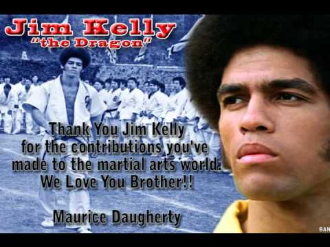 """TOUCHING TRIBUTE TO JIM KELLY- R.I.P. Brother - BY CONCERT PIANIST """"MAURICE"""""""