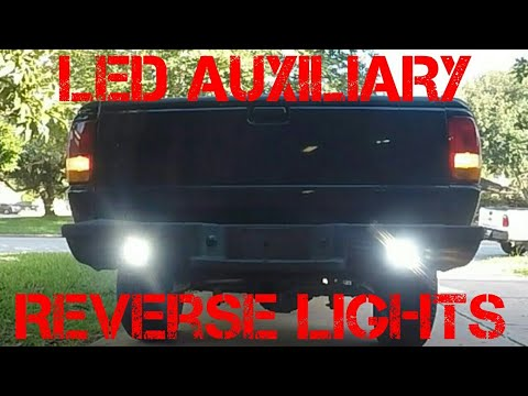 ford ranger let there be light pt 3 installing led. Black Bedroom Furniture Sets. Home Design Ideas