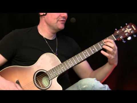 Guitar Lesson - Flamenco for Pick Players ( Al di Meola style )