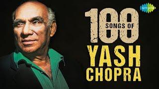 Top 100 Songs of Yash Chopra | यश चोपड़ा के 100 गाने | Mehndi Laga Ke Rakhna | Jaadu Teri Nazar