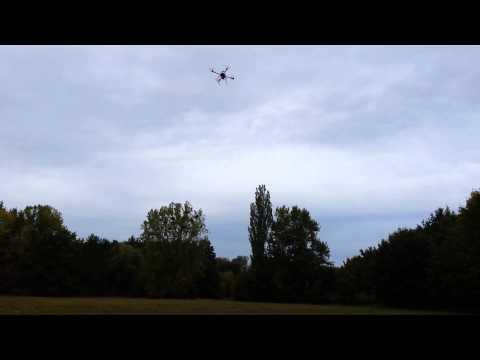 Quadcopter - lot 1