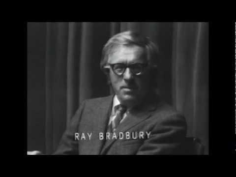 Ray Bradbury - A Space Visionary | NASA Mariner 9 Interview