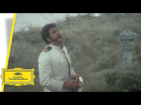 Plácido Domingo - Puccini - Madame Butterfly, Addio Fiorito Asil  (Official Video)