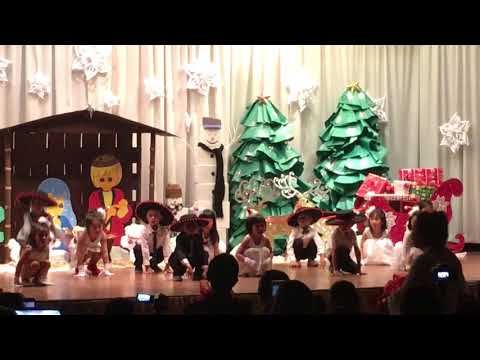 Sunflower Preschool - Faith Class: Mamacita (12/14/17)