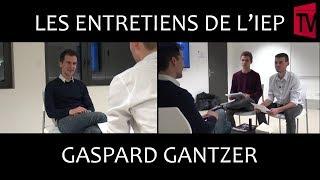 Entretiens de l'IEP #4 : Gaspard Gantzer, ex-conseiller de François Hollande