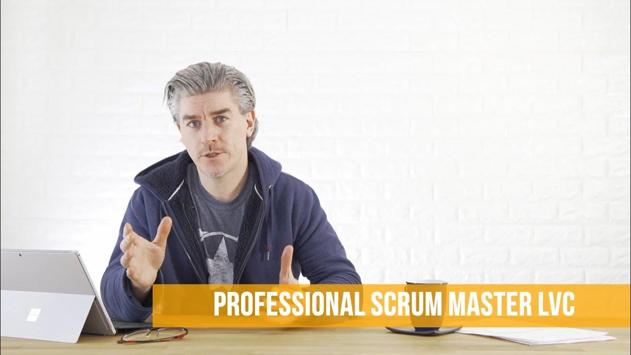 Scrum.org Professional Scrum Master Live Virtual Classes