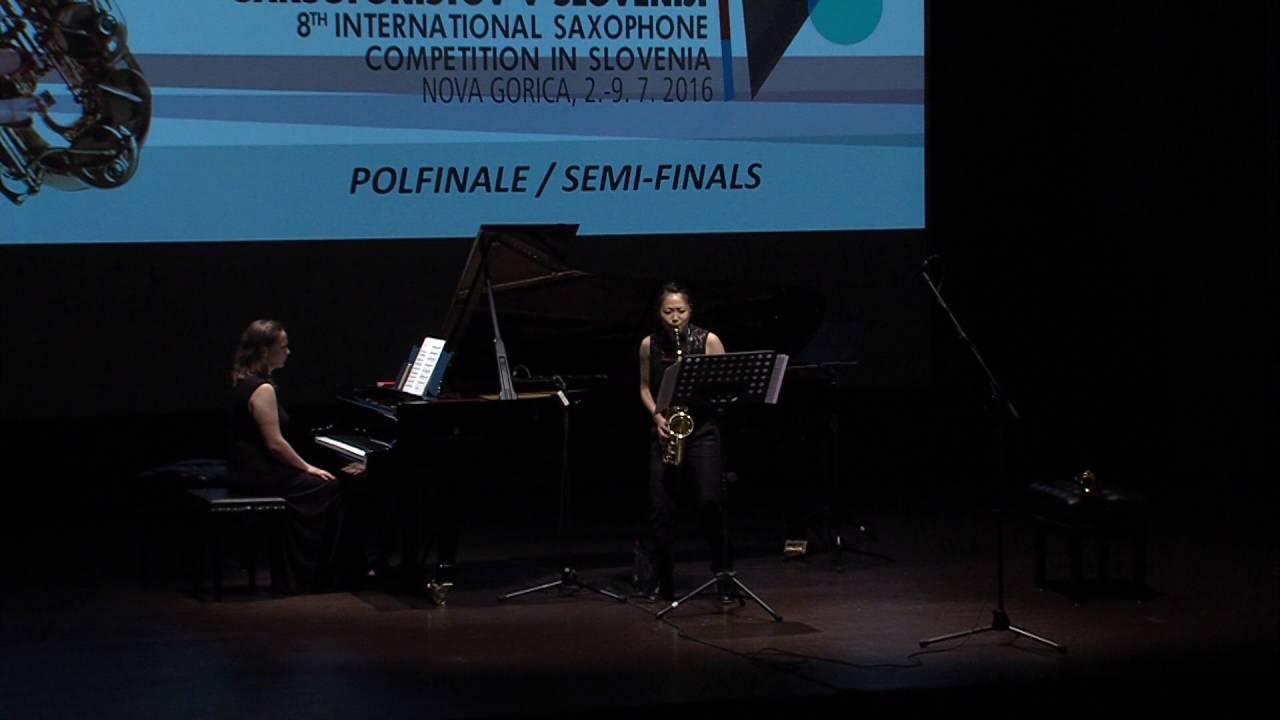 SEMIFINAL Round – Nozomi Sakai (JP)