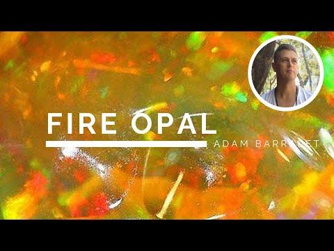 Fire Opal - The Opal of Joyous Adventure