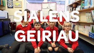 Sialens Geiriau | Ysgol Cwmbrân | Fideo Fi