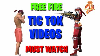 FREE FIRE TIK TOK| DRESS MAGIC| FUNNY VIDEOS| GAMING CUP| GC