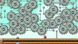 Mario Maker by Friends: Rosebud